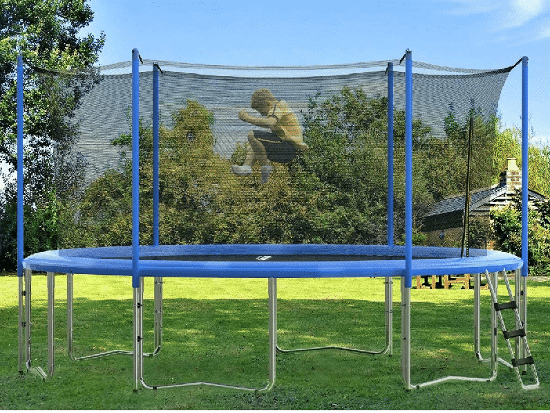 best 14ft trampoline with enclosure for sale