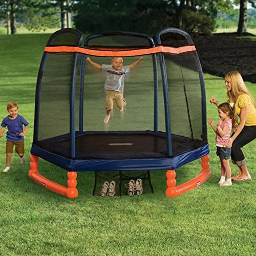 This is an image of Little Tikes 7' Trampoline