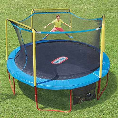 little tikes trampoline 3-7ft mini toddler indoor slide