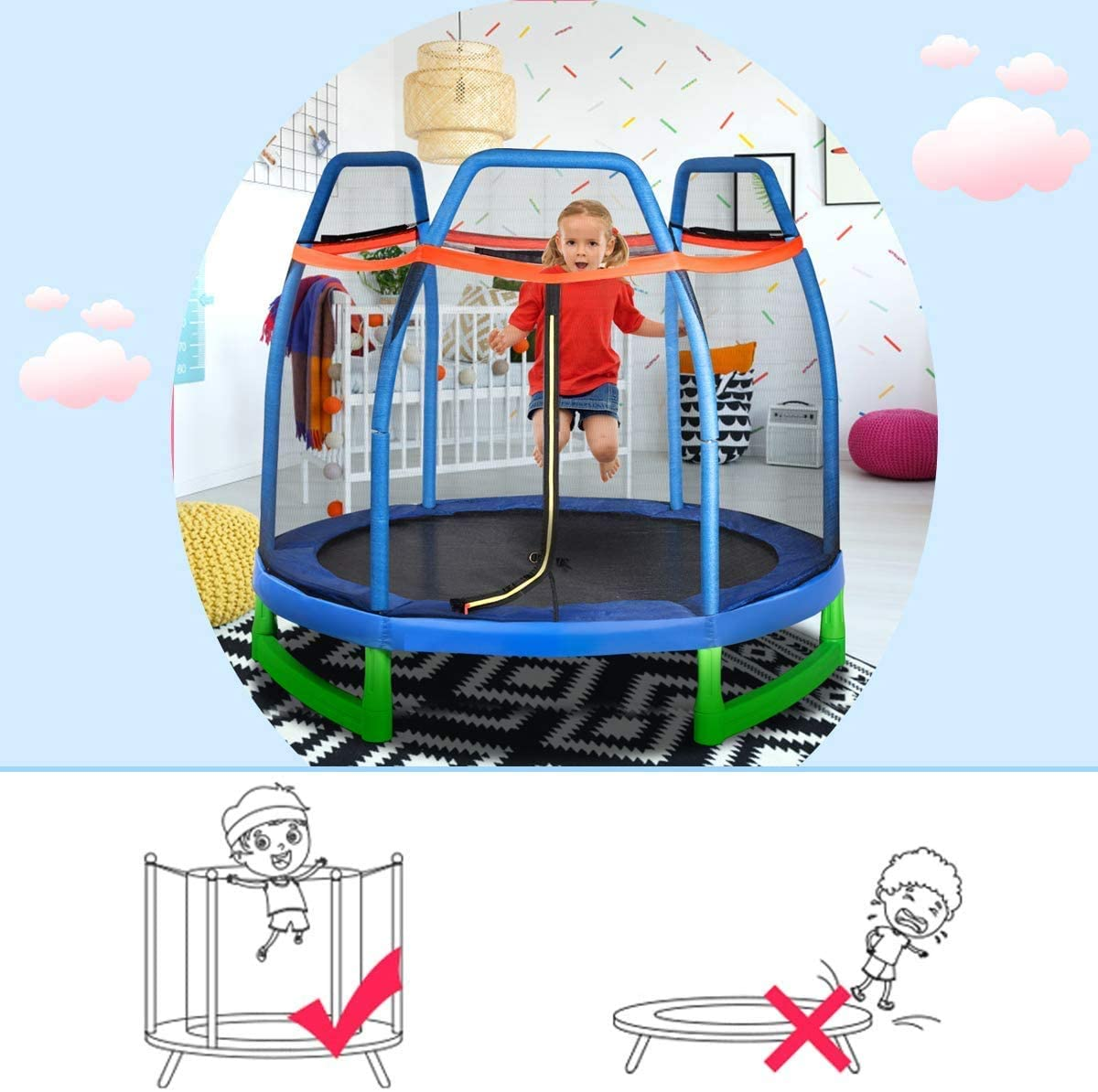 kid trampoline buying guide