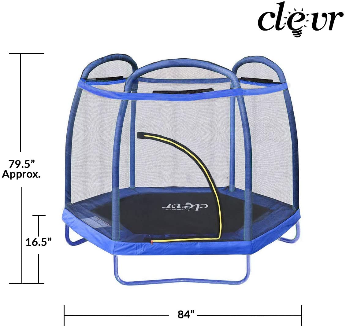 small trampoline for kids adults