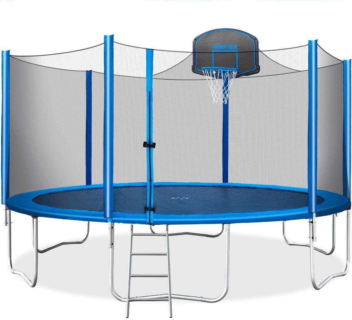 best safest trampoline buying guide
