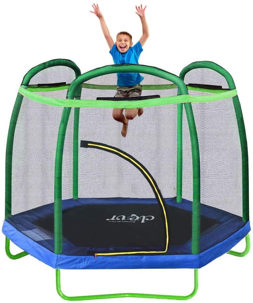 kid trampoline buying guide