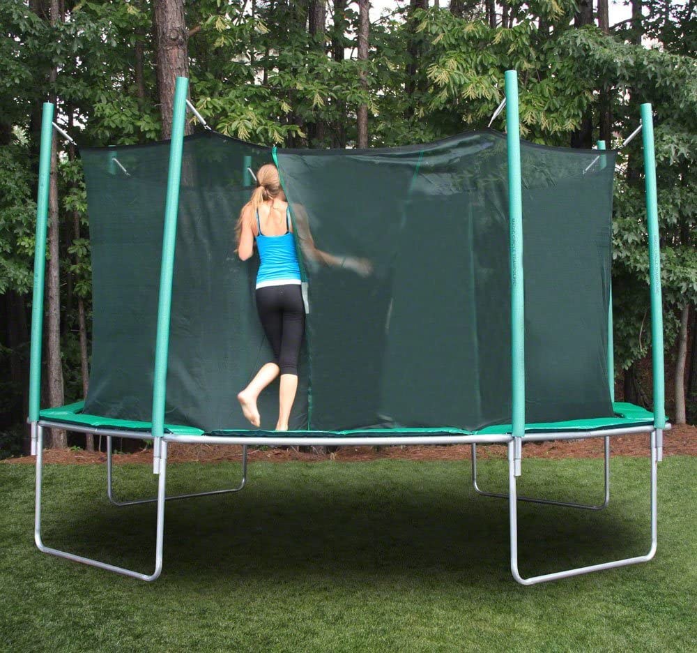 best big large trampoline with net for sale reviews