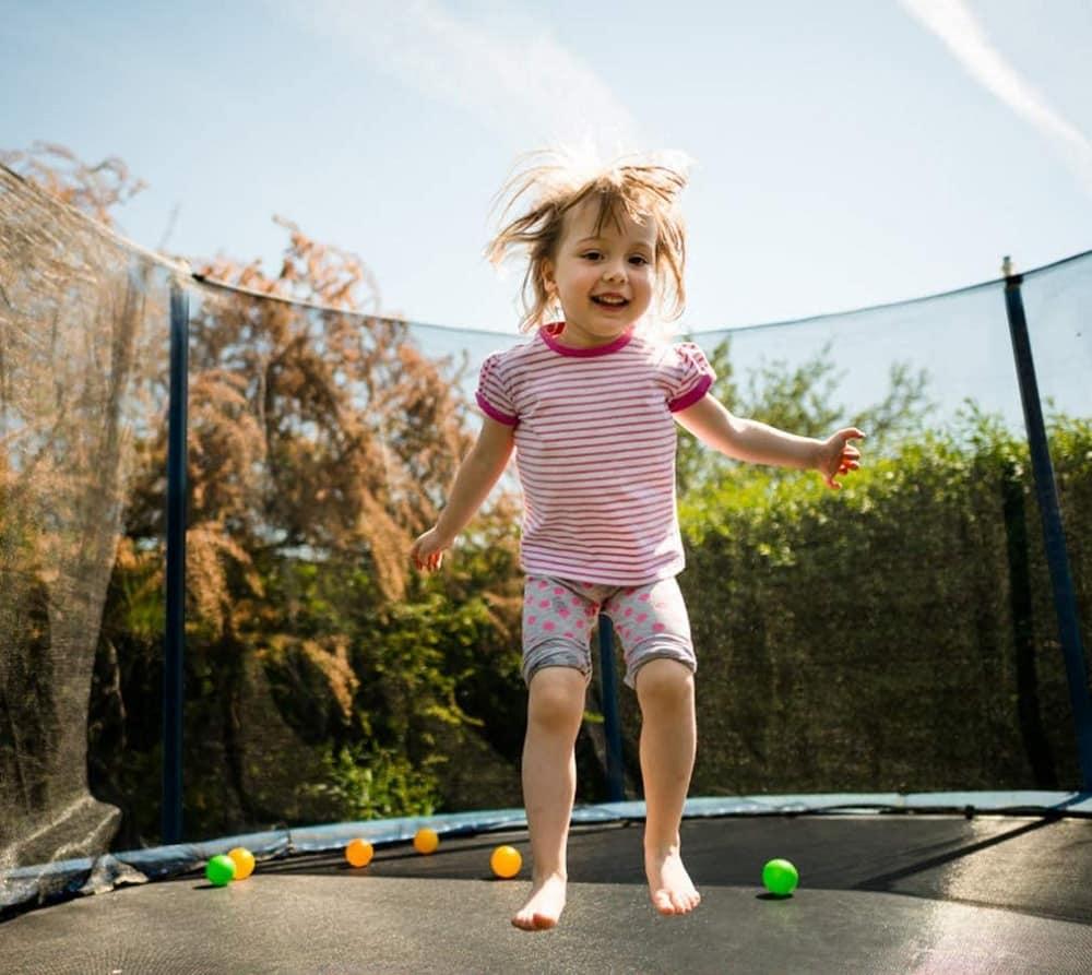 bests 10ft trampoline