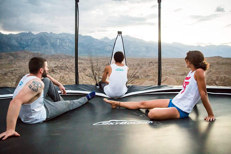 skybound trampoline stratoscirrusatoms parts for sale reviews