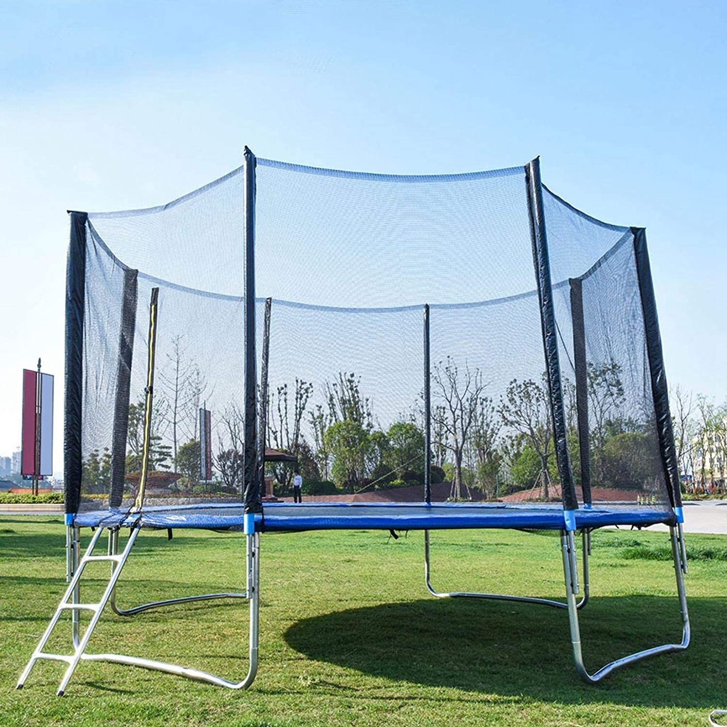 best 12ft trampoline with enclosure for sale