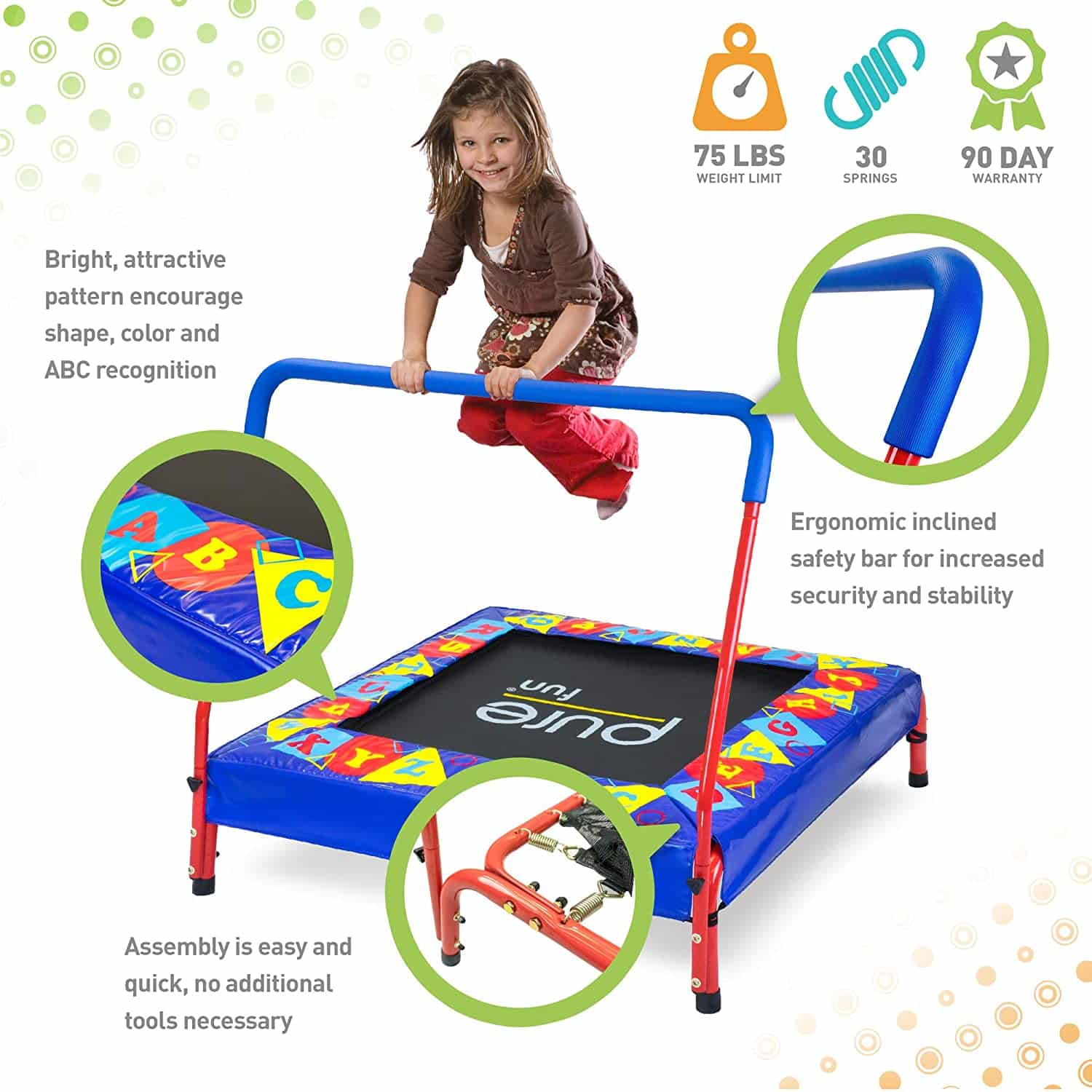 best indoor trampolines for toddler kids adults for sale