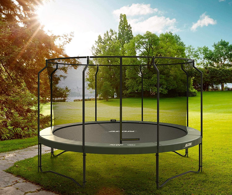15 ft trampolines with enclosure round square rectangular
