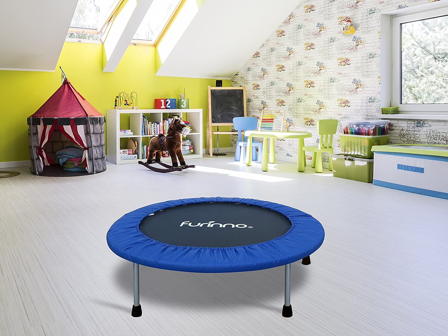 furinno trampoline for kids and adults