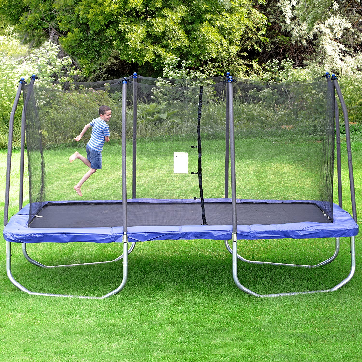 best rectangle trampolines reviews