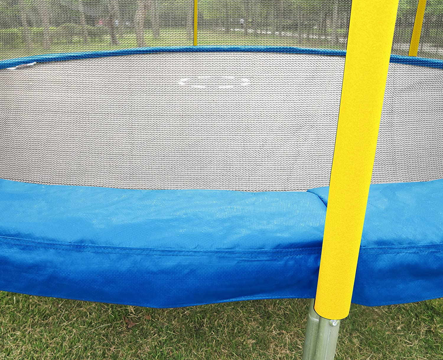 This is an image of Sportspower 12ft Trampoline & Enclosure.