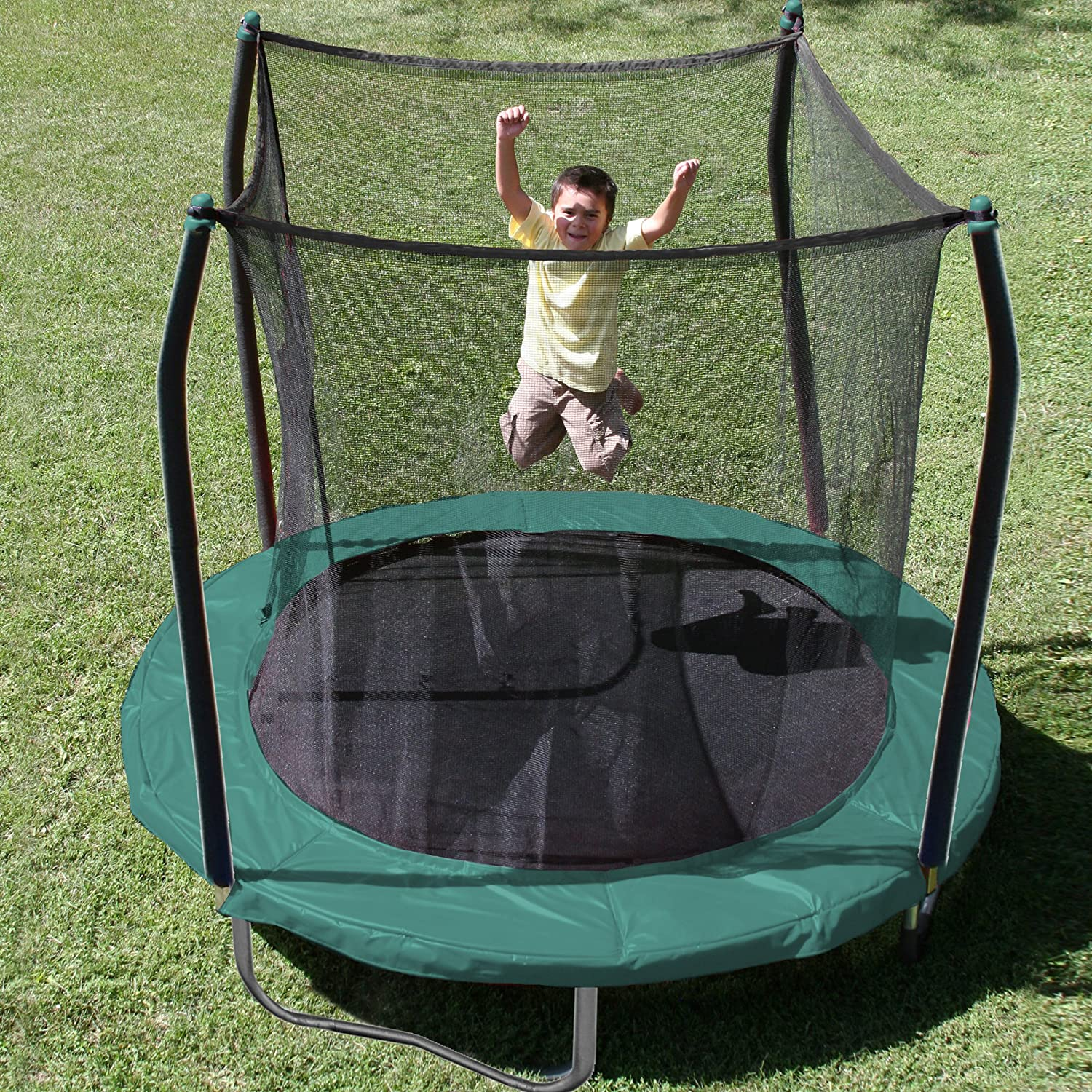 small trampoline for kids adults exercise toddlers on sale