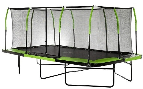 Best 5 Rectangle Trampoline For Sale Reviews 2020