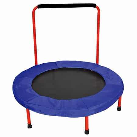 Small Trampoline For Kids, Adults & Toddlers On Sale