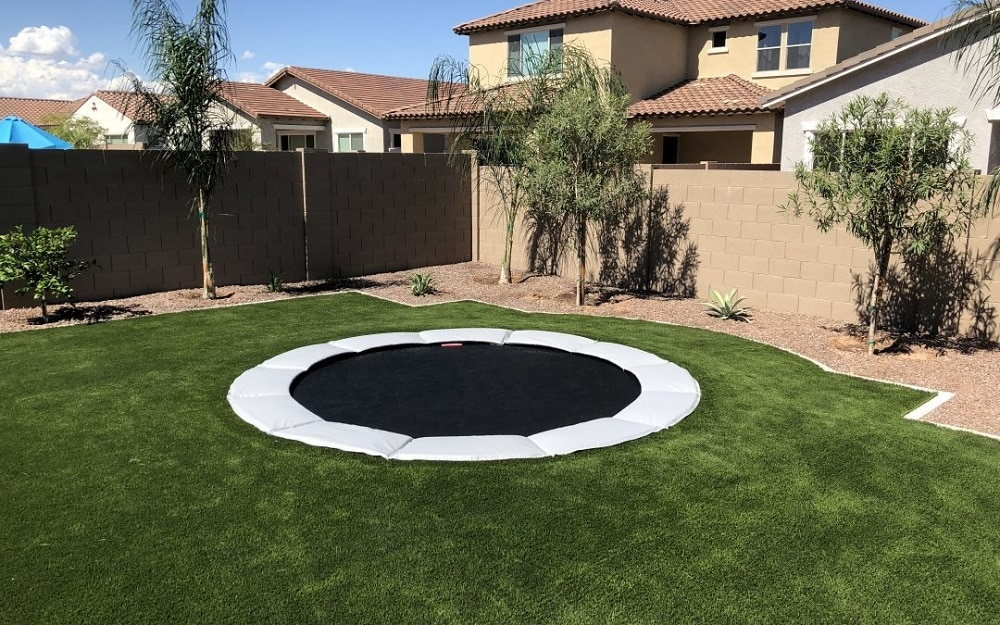 Best Trampolines In The Ground Review In 2020