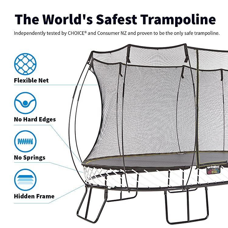 Springfree Trampolines Reviews