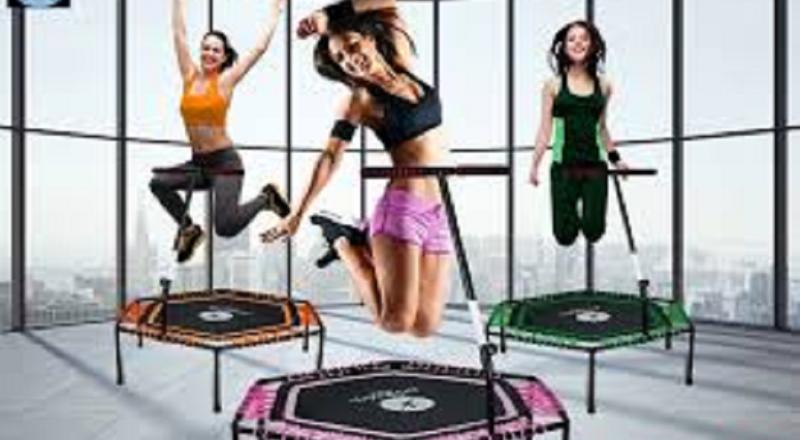 trampoline under 100