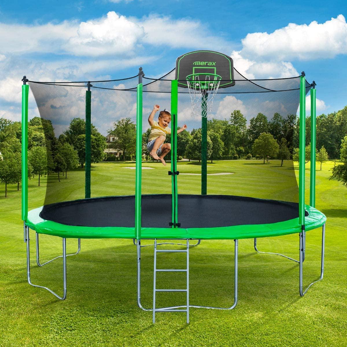 sportspower trampoline review
