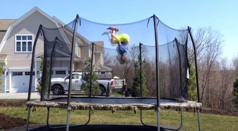 how much does a trampoline cost