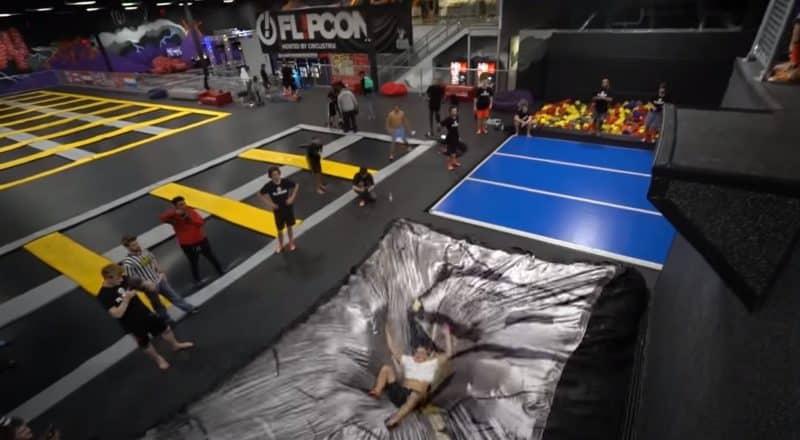 best trampoline parks